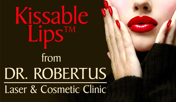 Kissable Lips by Dr. Robertus